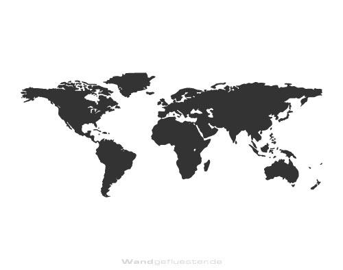 Wandfolie und viele kaffeesorten im wandtattoo worldwide for Wandfolie schwarz